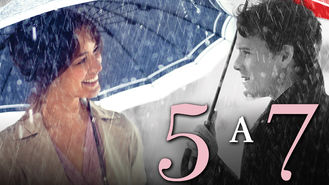 Netflix box art for 5 to 7