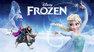 Netflix box art for Frozen