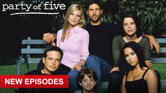 Netflix Box Art for Party of Five - Season 4