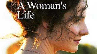 Netflix Box Art for Woman's Life, A
